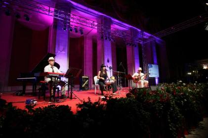Tea For three - Festival dei Conservatori 2014 (FR)